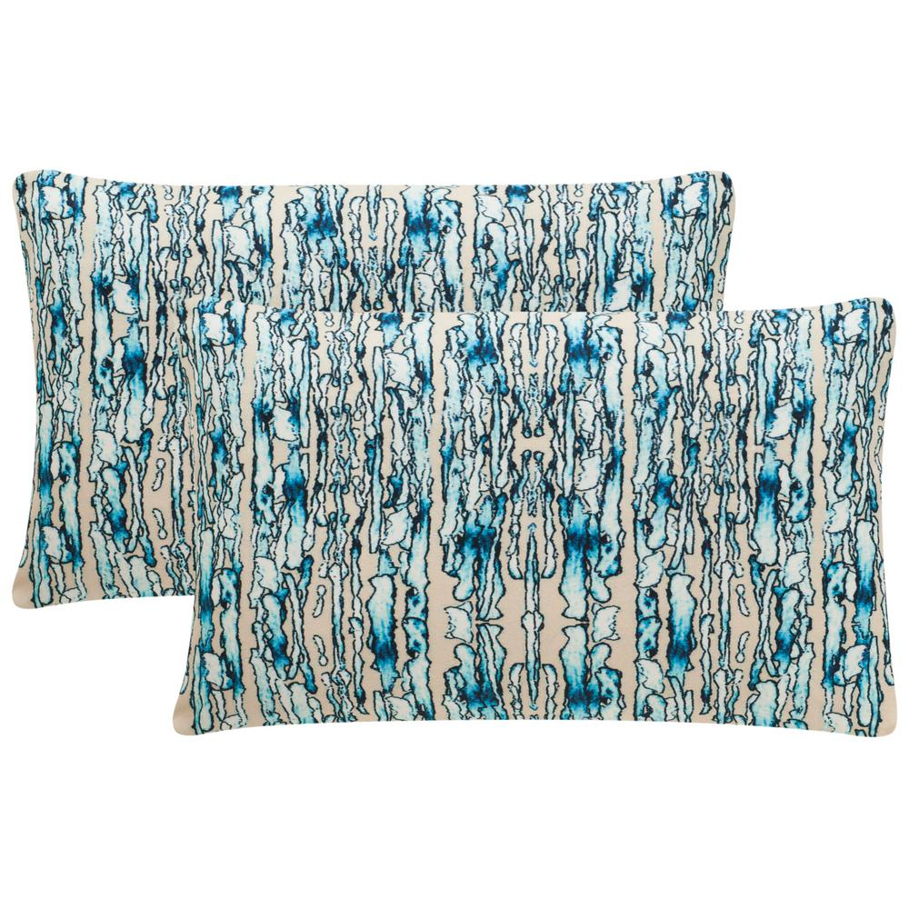 Currents Printed Patterns Pillow (2-Pack)
