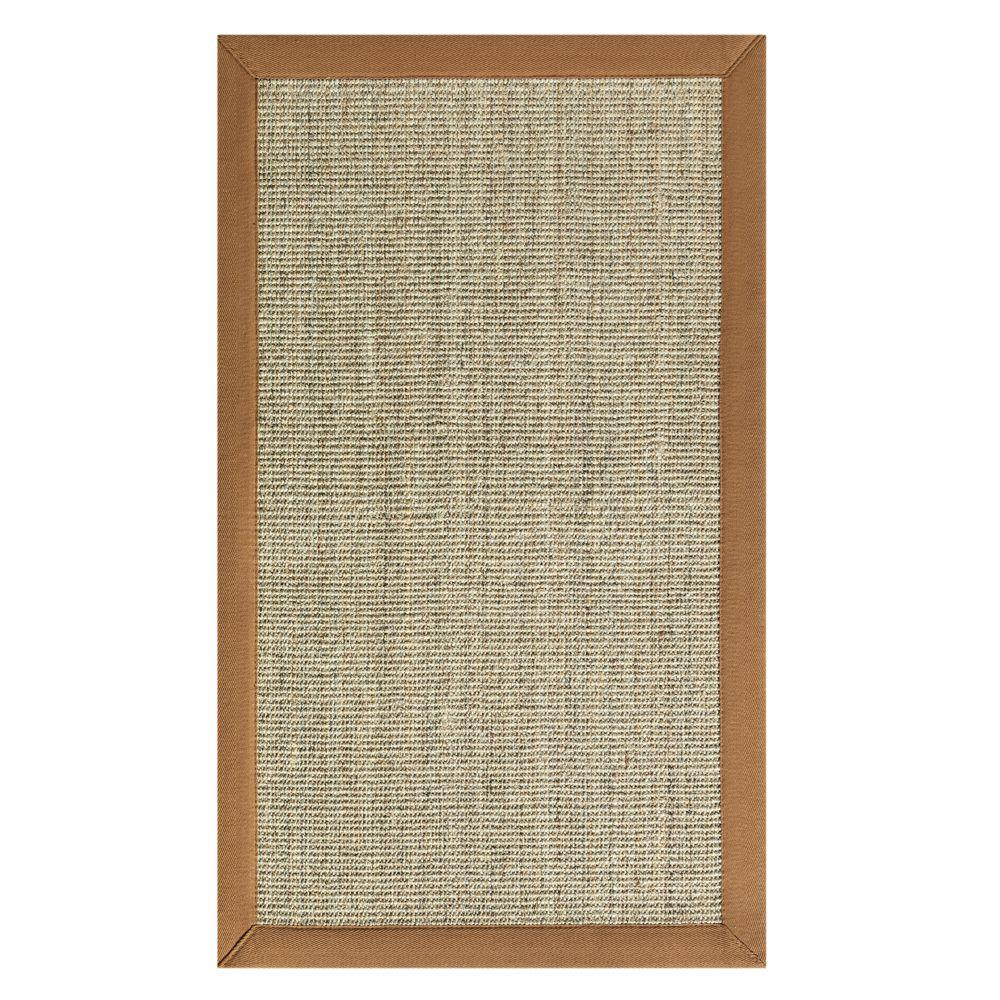 Home Decorators Collection Freeport Sisal Coast/Saddle 4 ft. x 6 ft. Area Rug