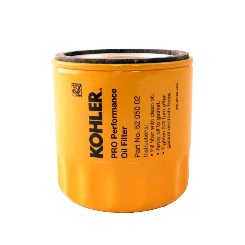 KOHLER Oil Filter for Kohler and Courage Single and Twin Engines-DISCONTINUED