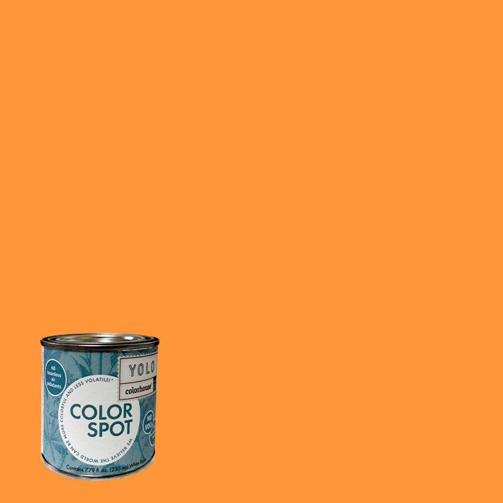 YOLO Colorhouse 8 oz. Create .02 ColorSpot Eggshell Interior Paint Sample-DISCONTINUED
