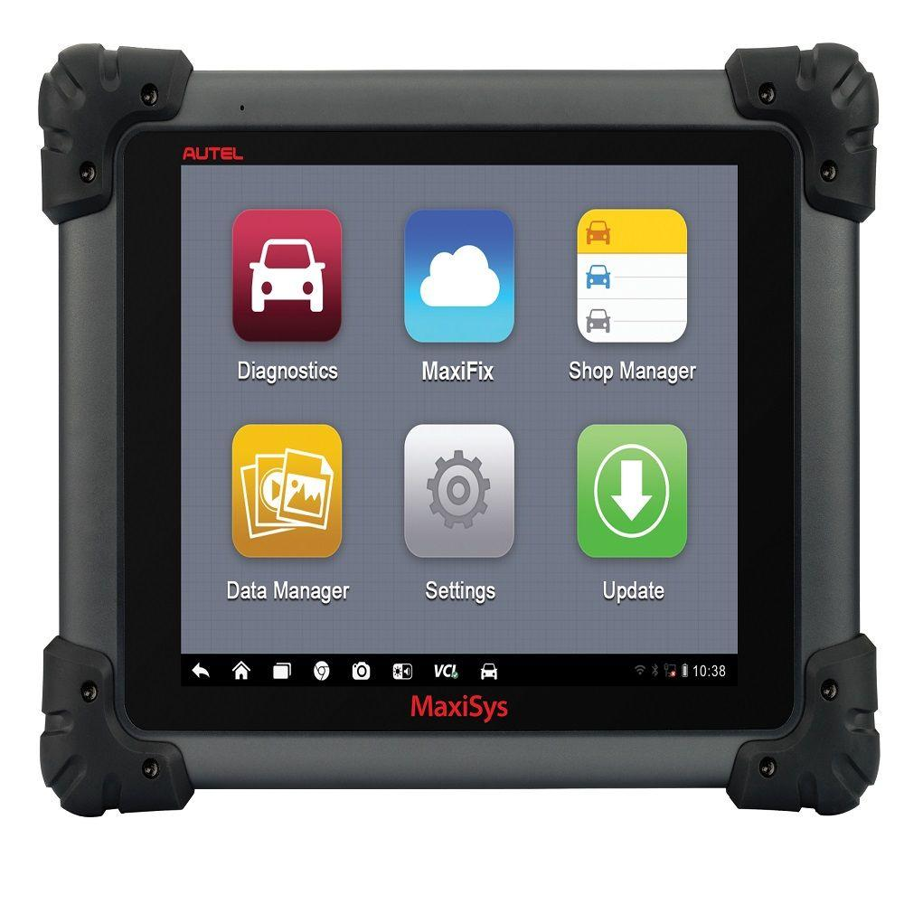 Autel MaxiSYS Scan Tool-AULMS908 - The Home Depot