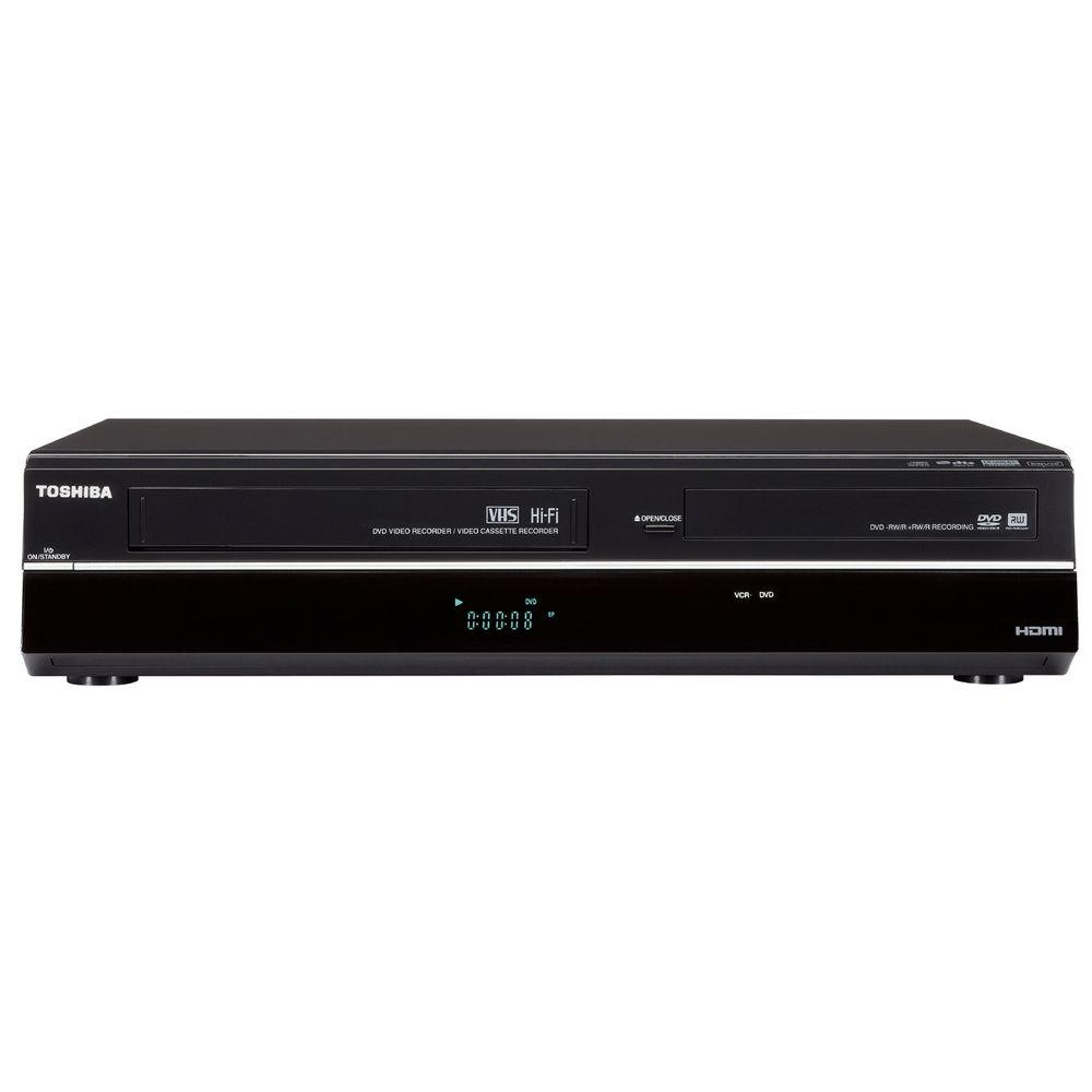 Toshiba DVD Recorder/VCR Combo-DISCONTINUED