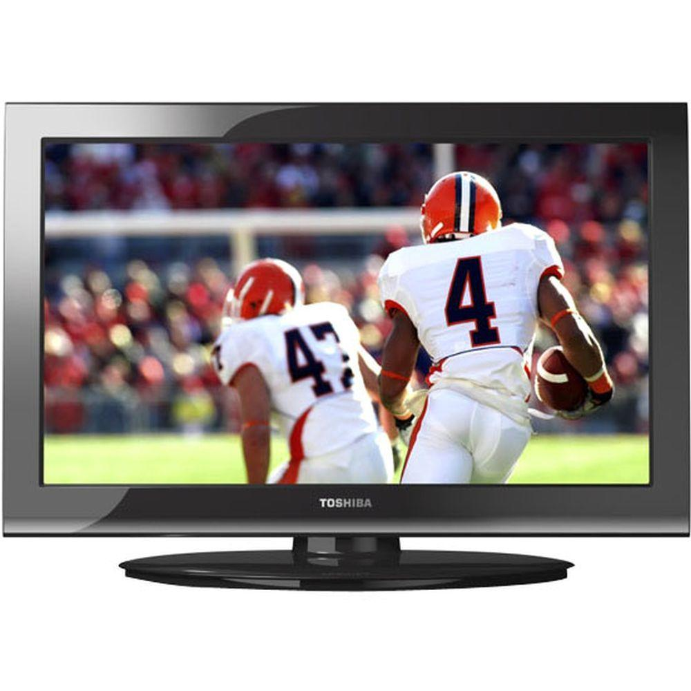 Toshiba 32 in. LCD 720P 60Hz HDTV-DISCONTINUED