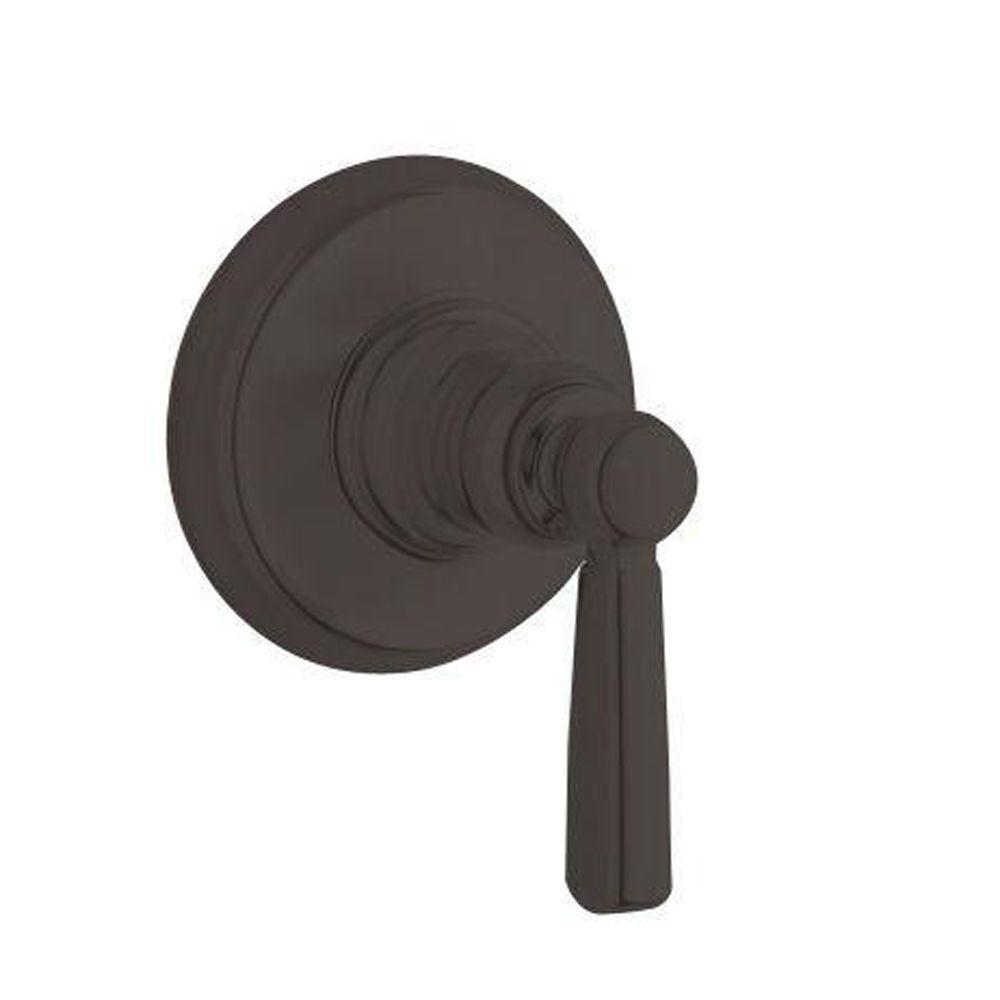 Bancroft 1-Handle Valve Trim Kit in Oil-Rubbed Bronze (Valve Not Included)