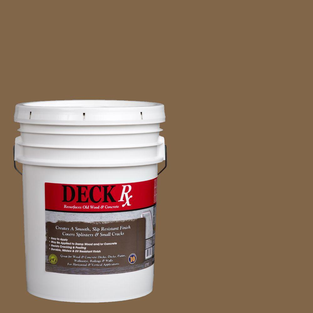 Deck Rx 5 gal. Sage Wood and Concrete Exterior Resurfacer