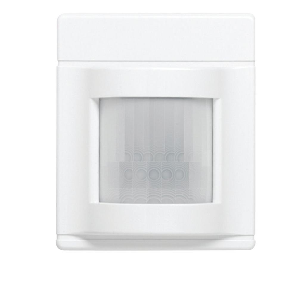 Lithonia Lighting Lighting Switches Corner Mount Wide View Passive Dual Technology Motion Sensor White WV PDT 16