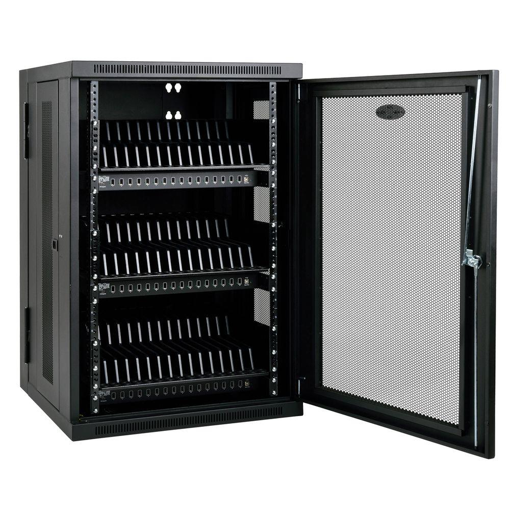 48-Port USB Tablet Charging Station