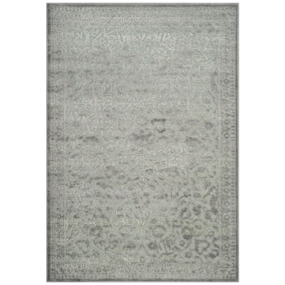 Paradise Light Gray 4 ft. x 5 ft. 7 in. Area