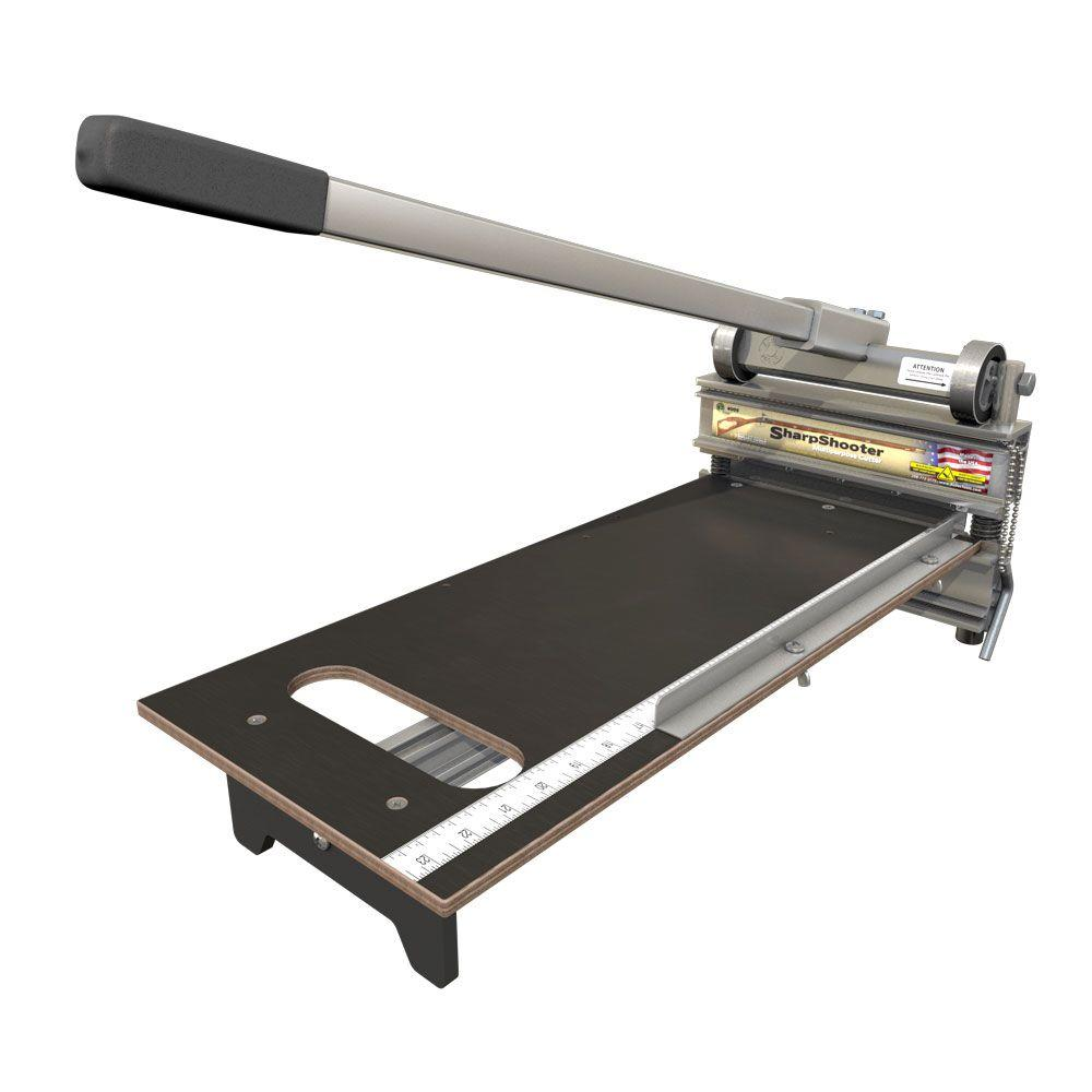 9 in. EZ Shear SharpShooter Siding and Laminate Flooring Cutter