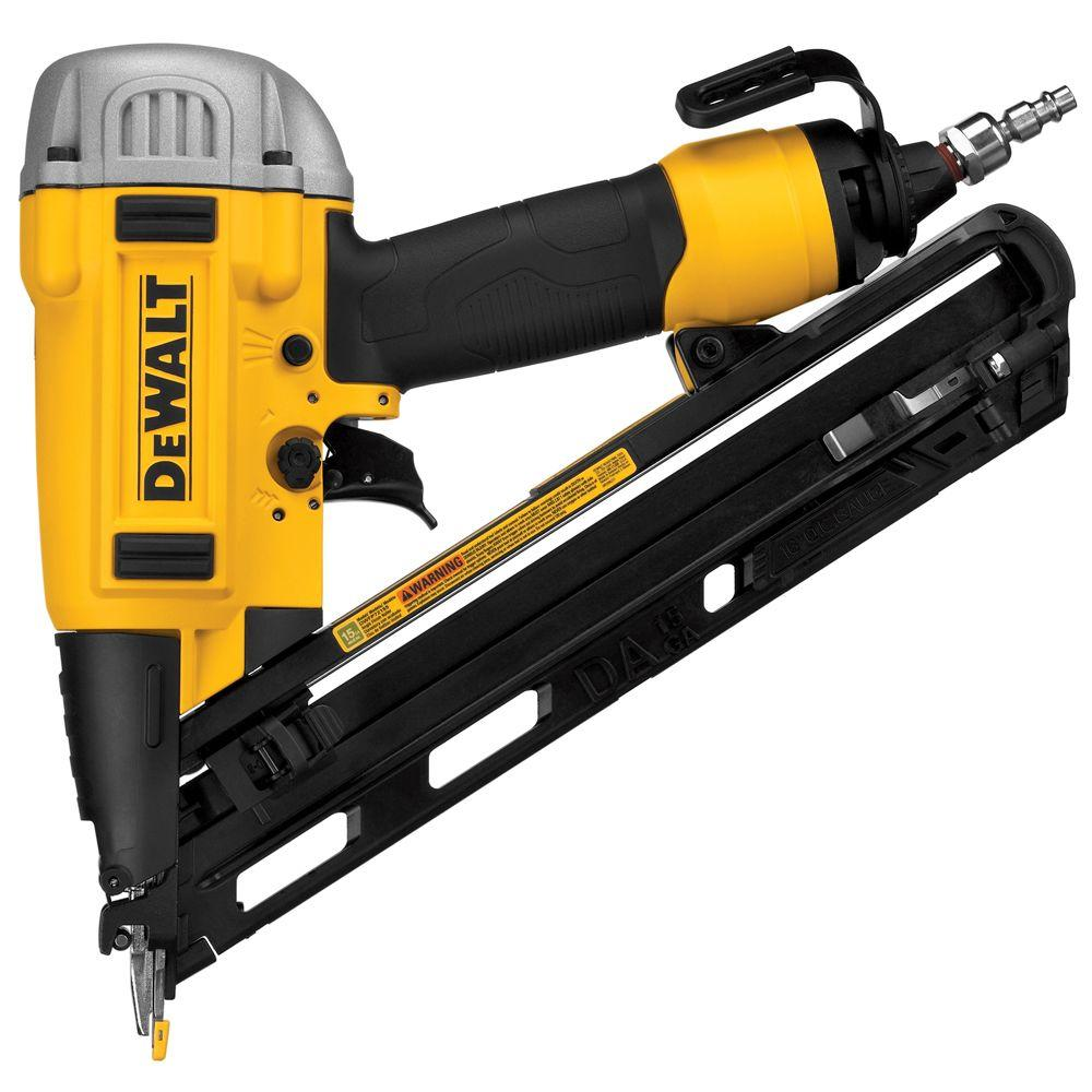 15-Gauge Pneumatic DA Nailer