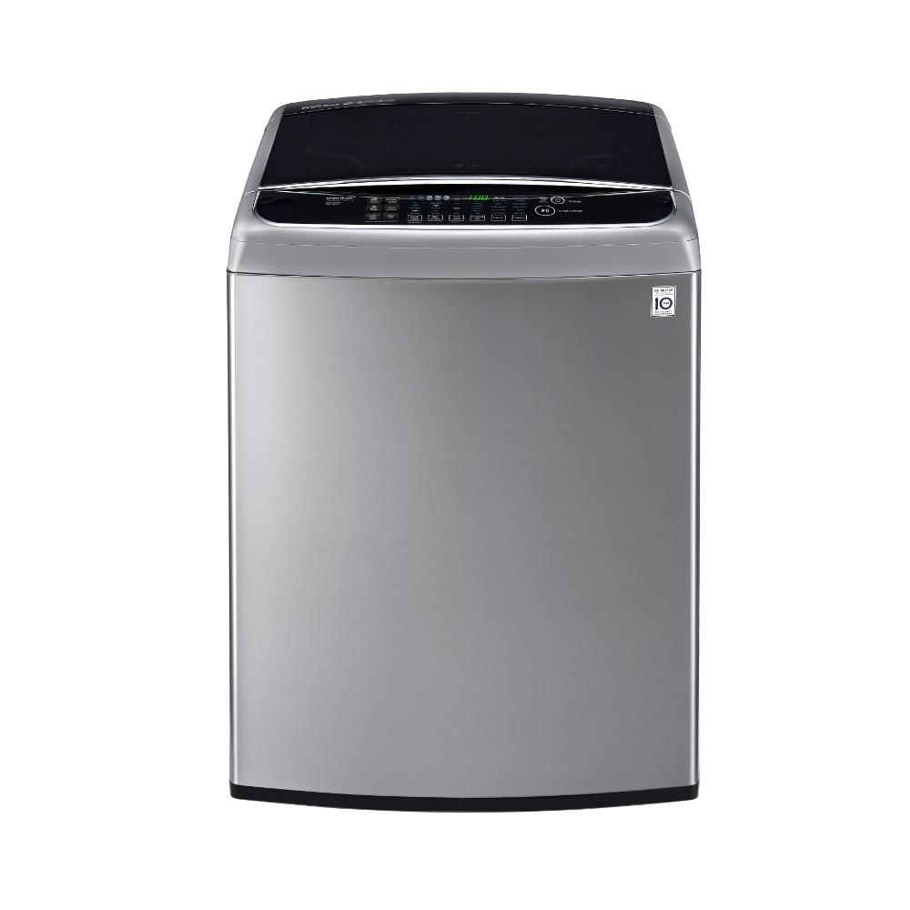 4.9 cu. ft. High-Efficiency Top Load Washer with TurboWash in Graphite
