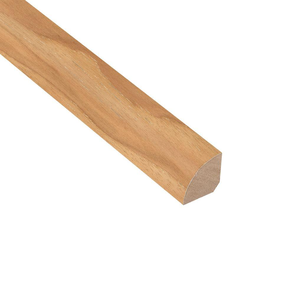 Wire Brushed Natural Hickory 3/4 in. Thick x 3/4 in. Wide