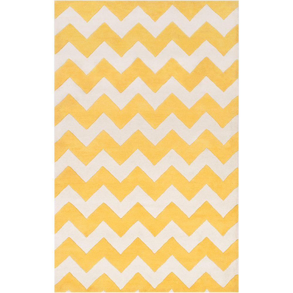 Transit Penelope Butter 2 ft. x 3 ft. Indoor Accent Rug