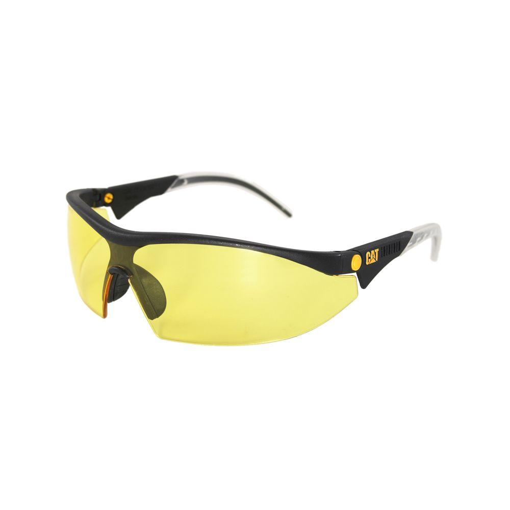 Safety Glasses Digger Yellow Lens with Case