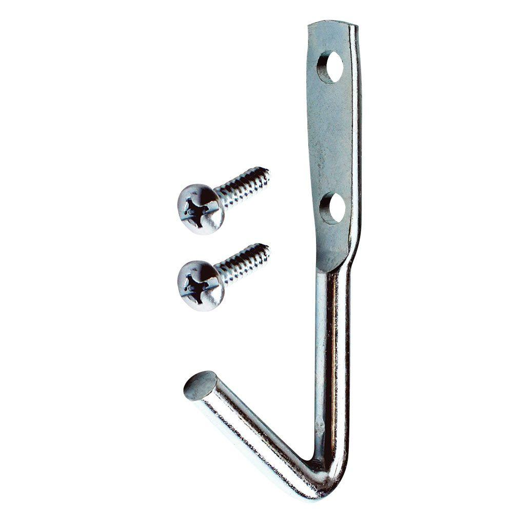 3-1/2 in. Zinc-Plated Rope Hook