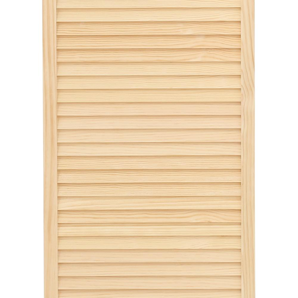 Designed To Swing In Both Directions These Clic Louvered Café Doors