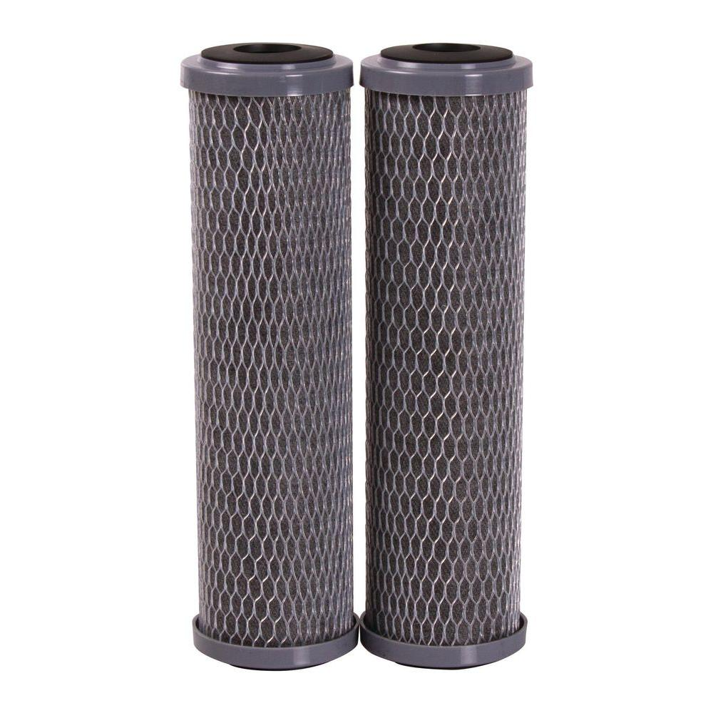 Universal Carbon Wrap 2-Phase Cartridge (2-Pack)