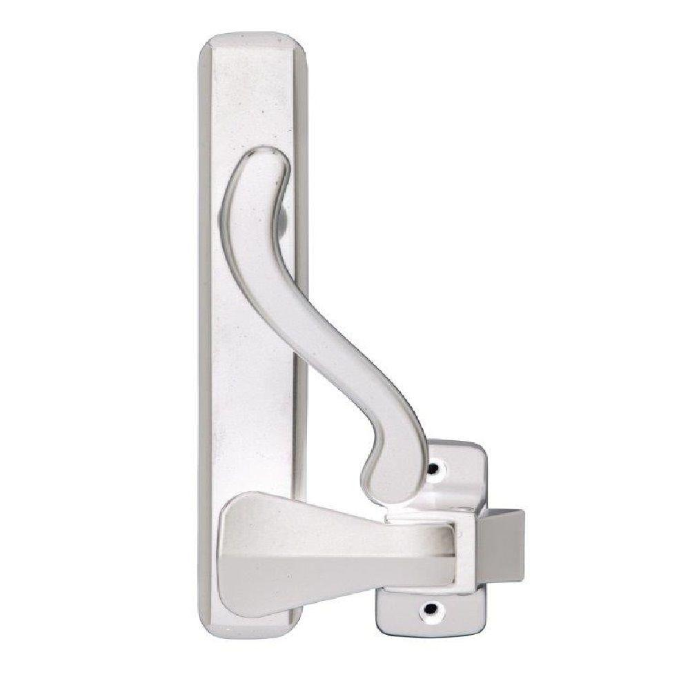 Bayfield White Surface Latch
