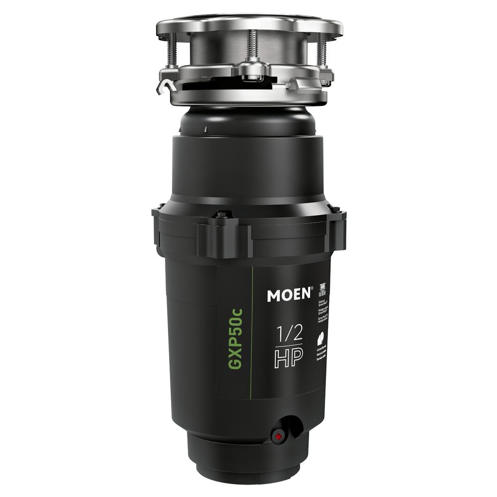 GX Pro Series 1/2 HP Continuous Feed Garbage Disposal