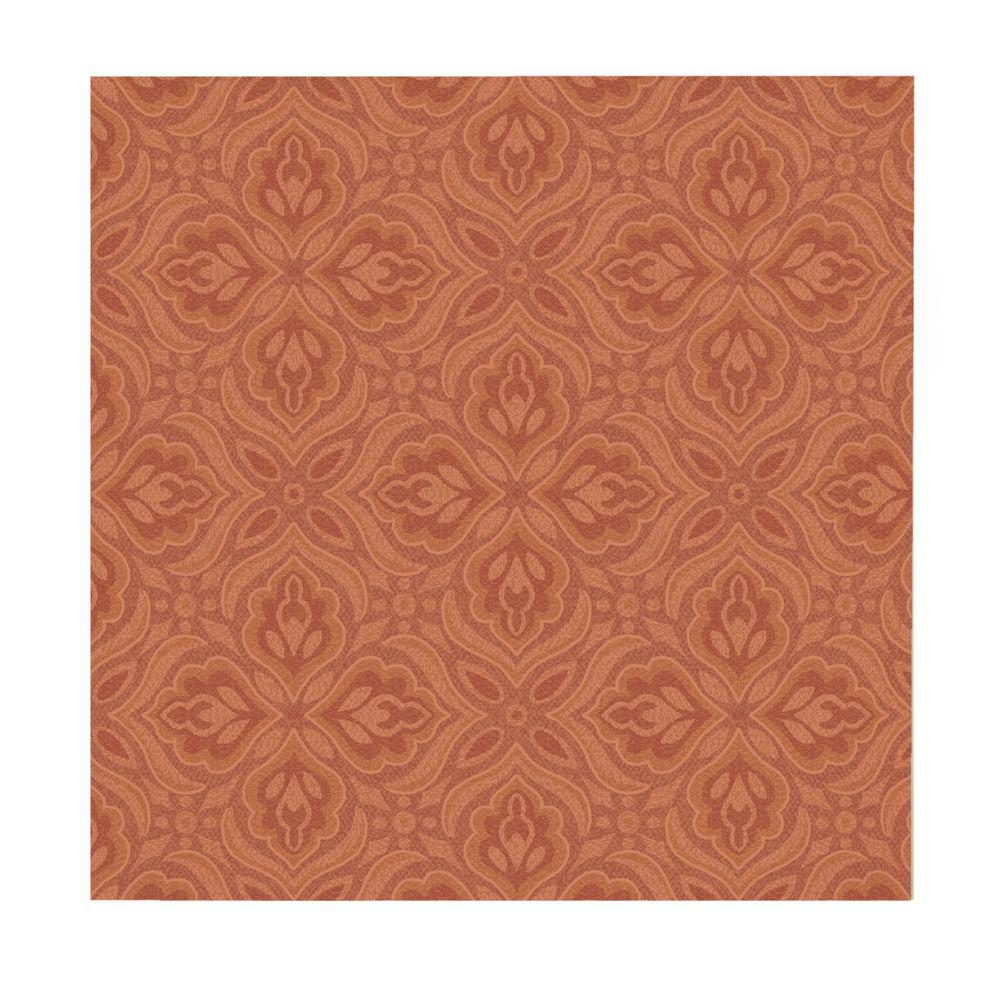 Arden Cayenne Tonal Patio Fabric By The Yard-DISCONTINUED