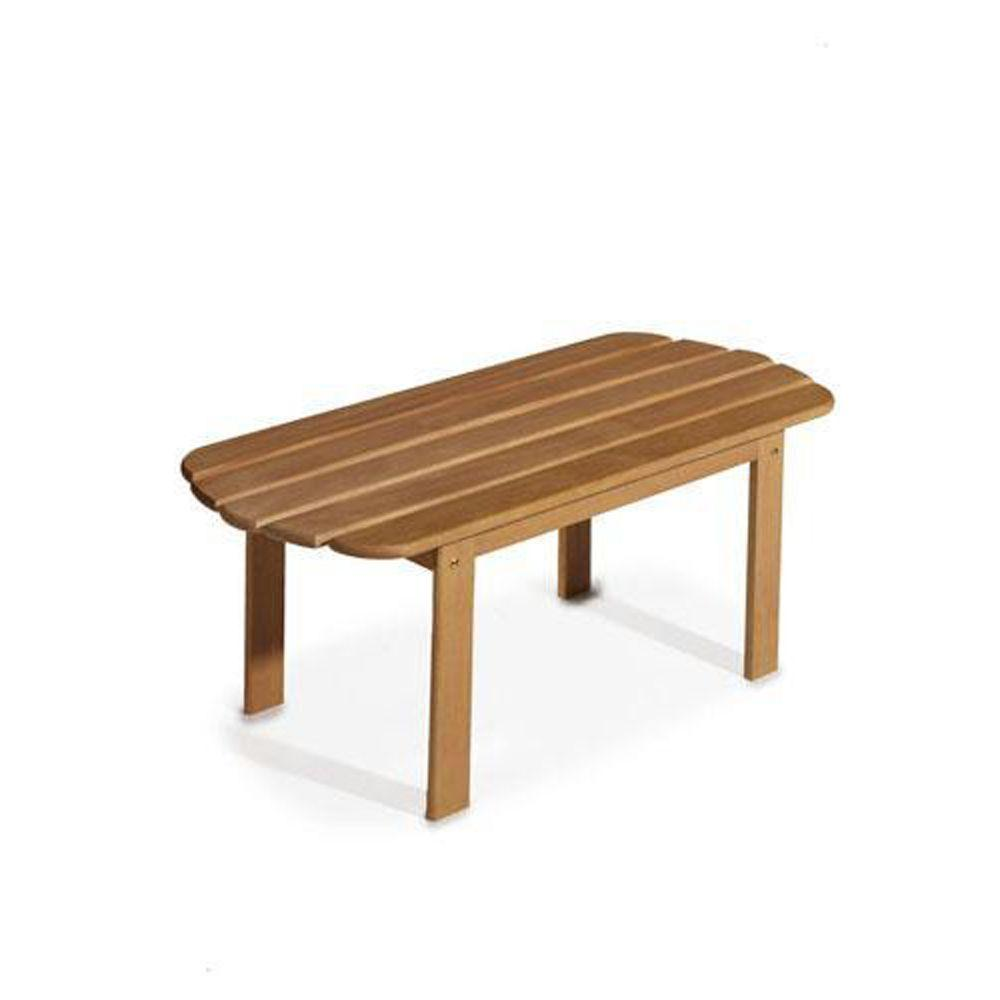 Home Decorators Collection 40 in. Montauk Light Cherry Patio Cocktail Table