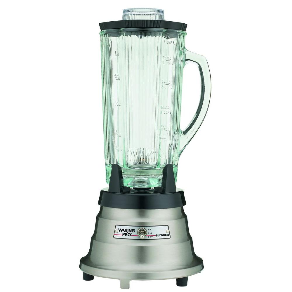 Home Depot Tools Blender ~ Waring pro oz blender in stainless steel mbb the