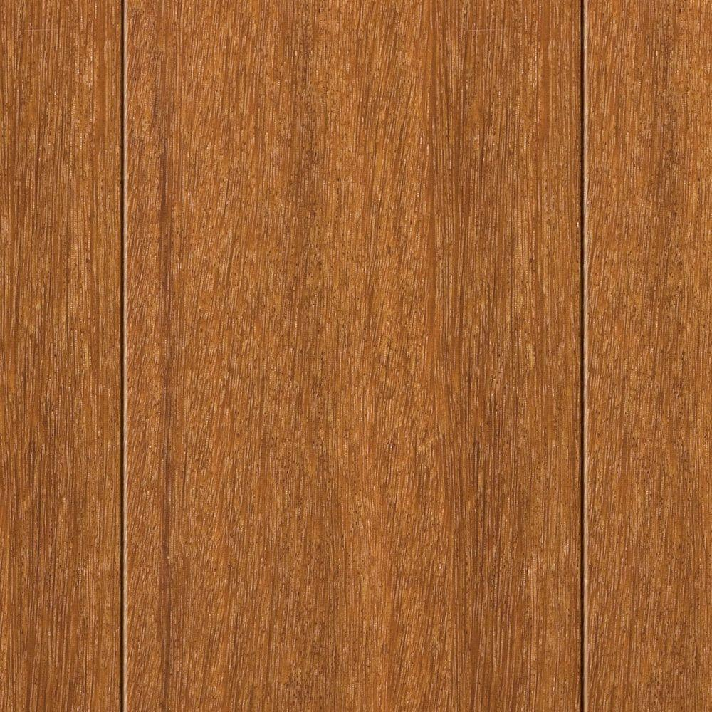 Home Legend Brazilian Teak Cumaru 3/4 in. Thick x 3-5/8 in. Wide x Random Length Solid Hardwood Flooring-DISCONTINUED