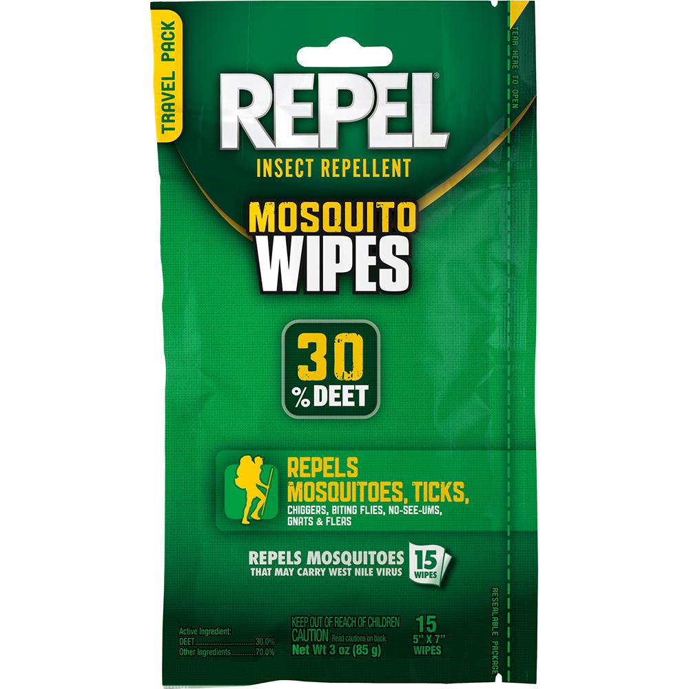 Sportsmen Wipes (15-Count)