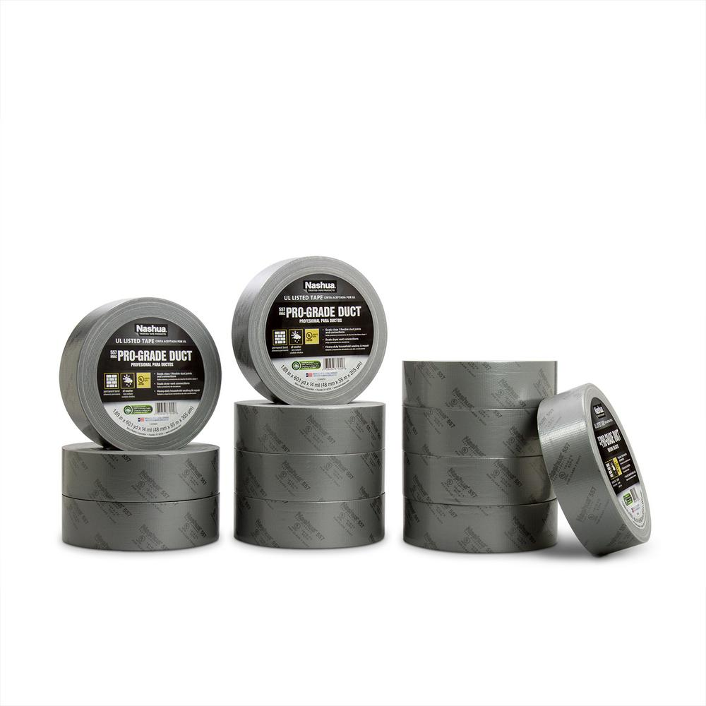 1.89 in. x 60 yd. 557 Pro-Grade UL Listed Duct Tape
