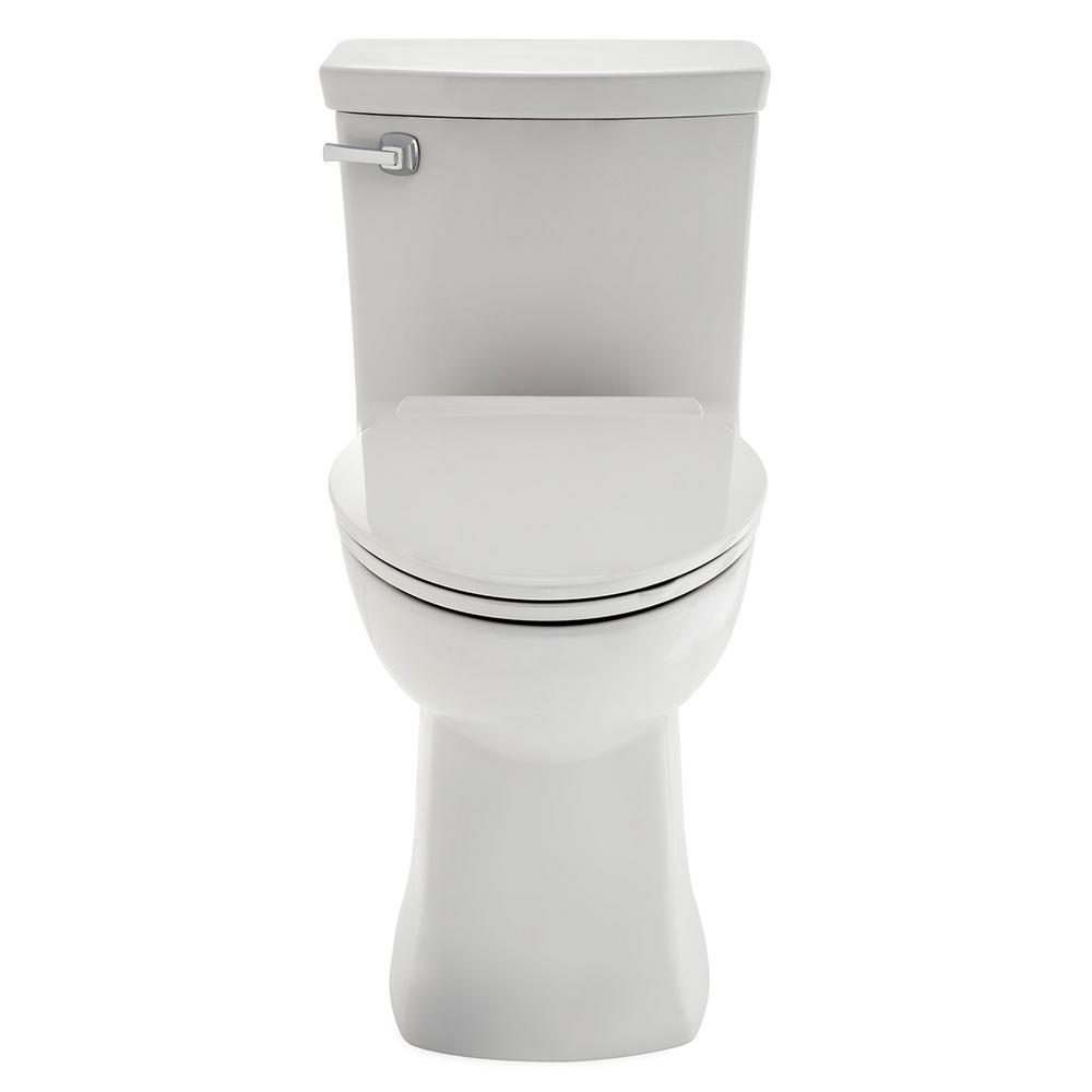 ariel  toilets  toilets toilet seats  bidets  the home depot - townsend vormax piece  gpf dual flush elongated toilet in white