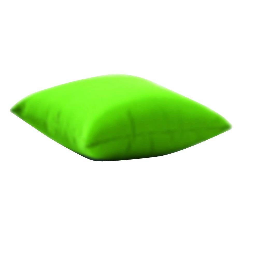 ZUO Laguna Green Square Outdoor Throw Pillow-701903 - The Home Depot