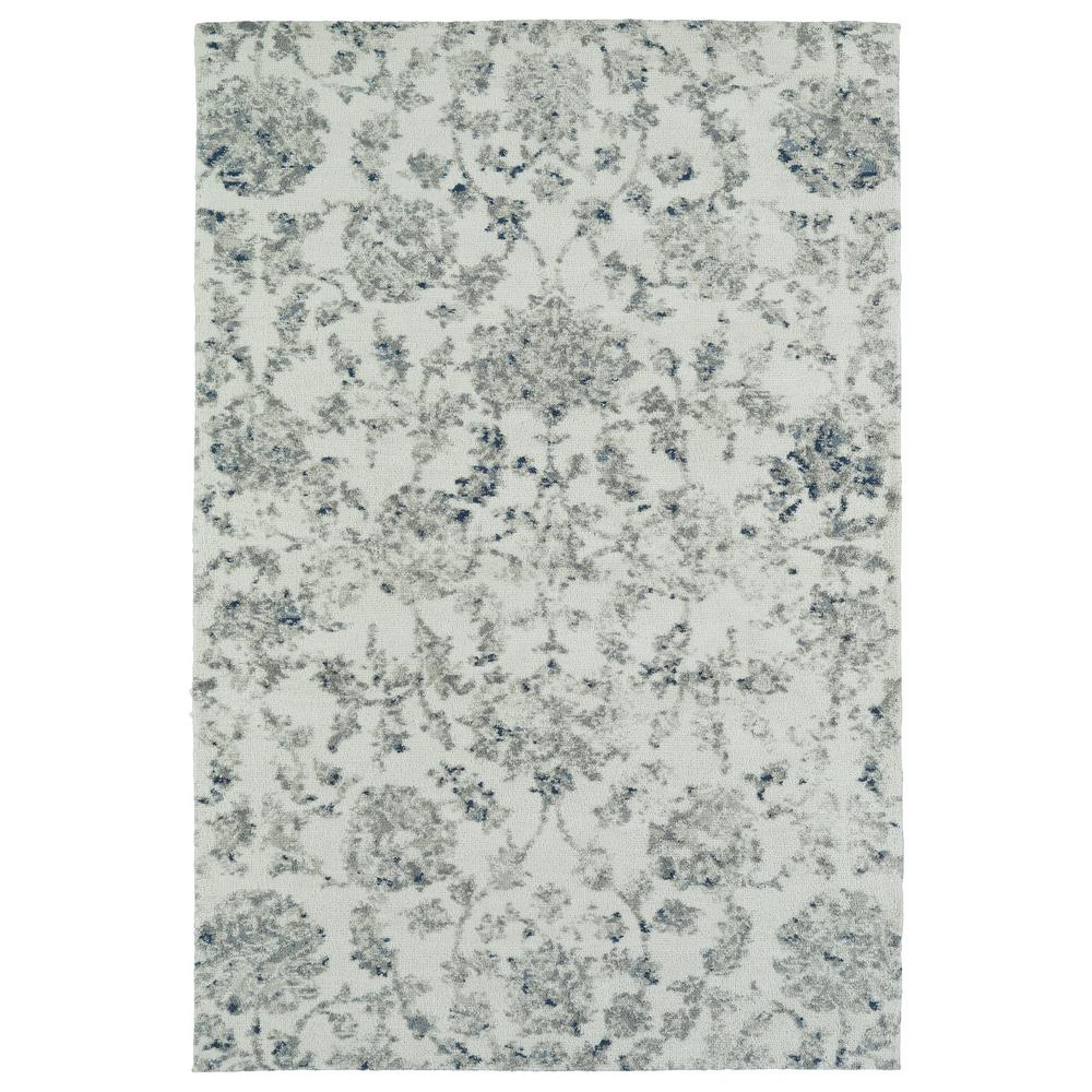 Kaleen Cozy Toes Ivory 5 ft. x 7 ft. Area Rug-CTC03-01-57
