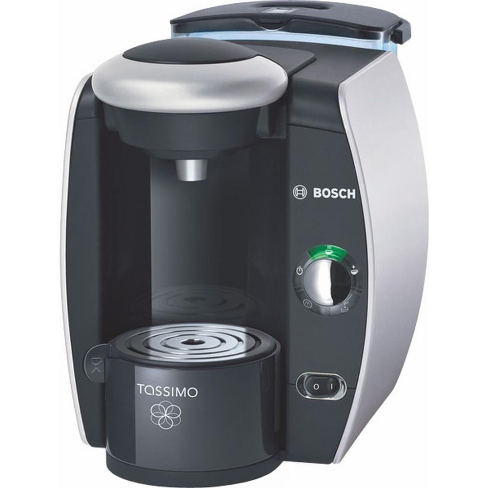 TASSIMO T45 Single Serve Suprema Home Brewing System in Silver-DISCONTINUED