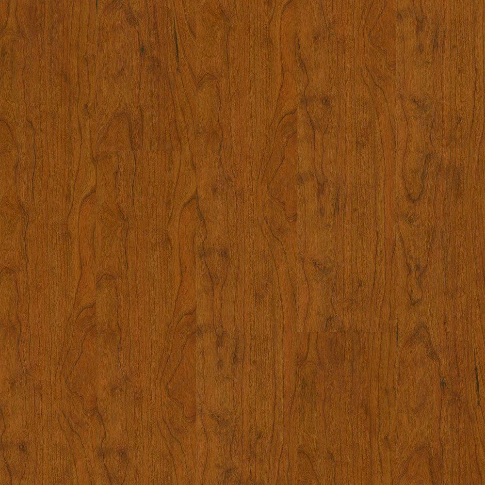 Bruce native cherry 8 mm thick x in wide x 47 49 64 for Bruce laminate flooring