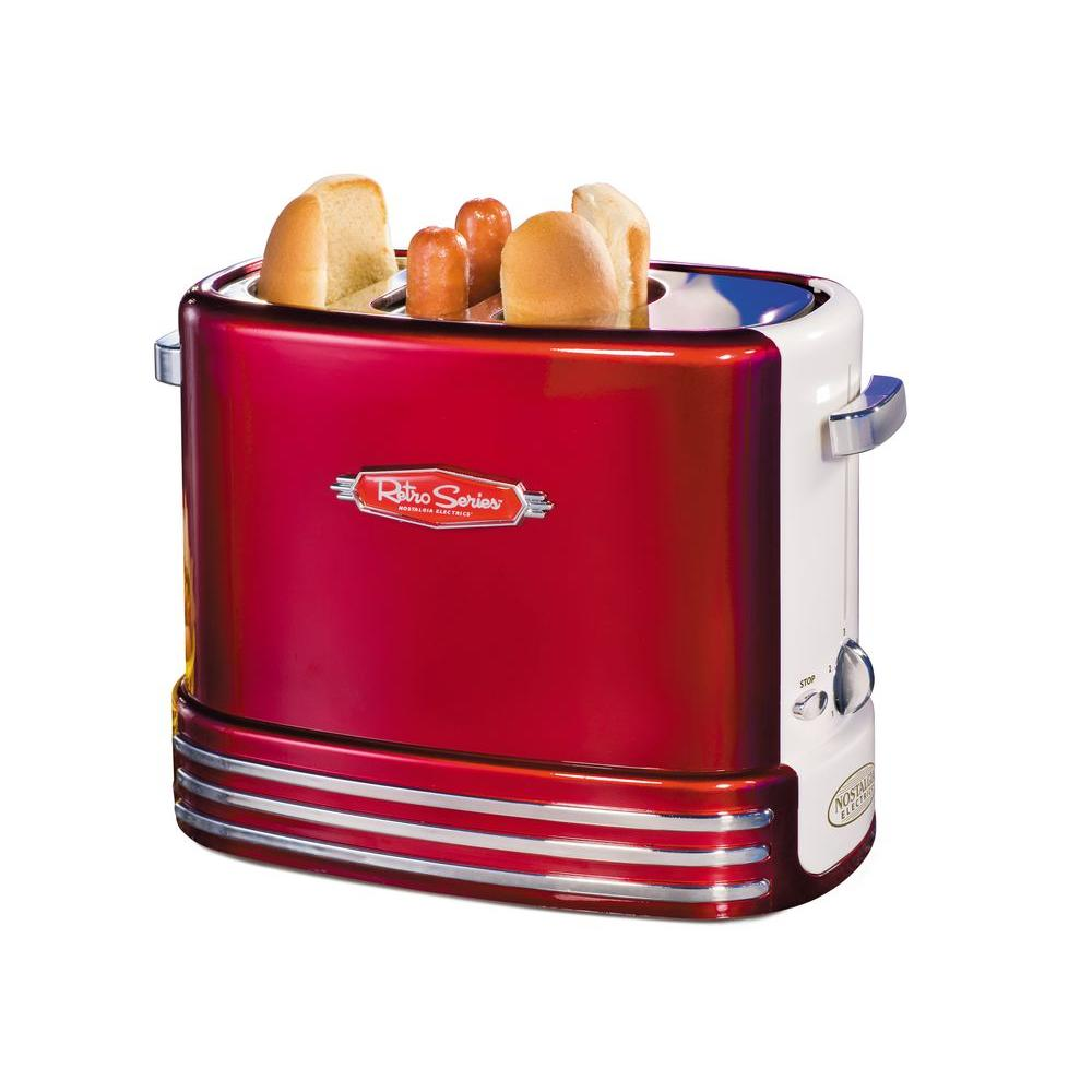 Nostalgia Electrics Pop-Up Hot Dog Toaster-DISCONTINUED