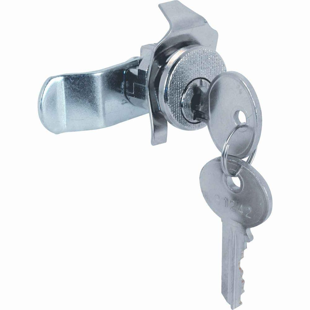 Prime-Line 5-Pin Mailbox Lock-S 4125 - The Home Depot