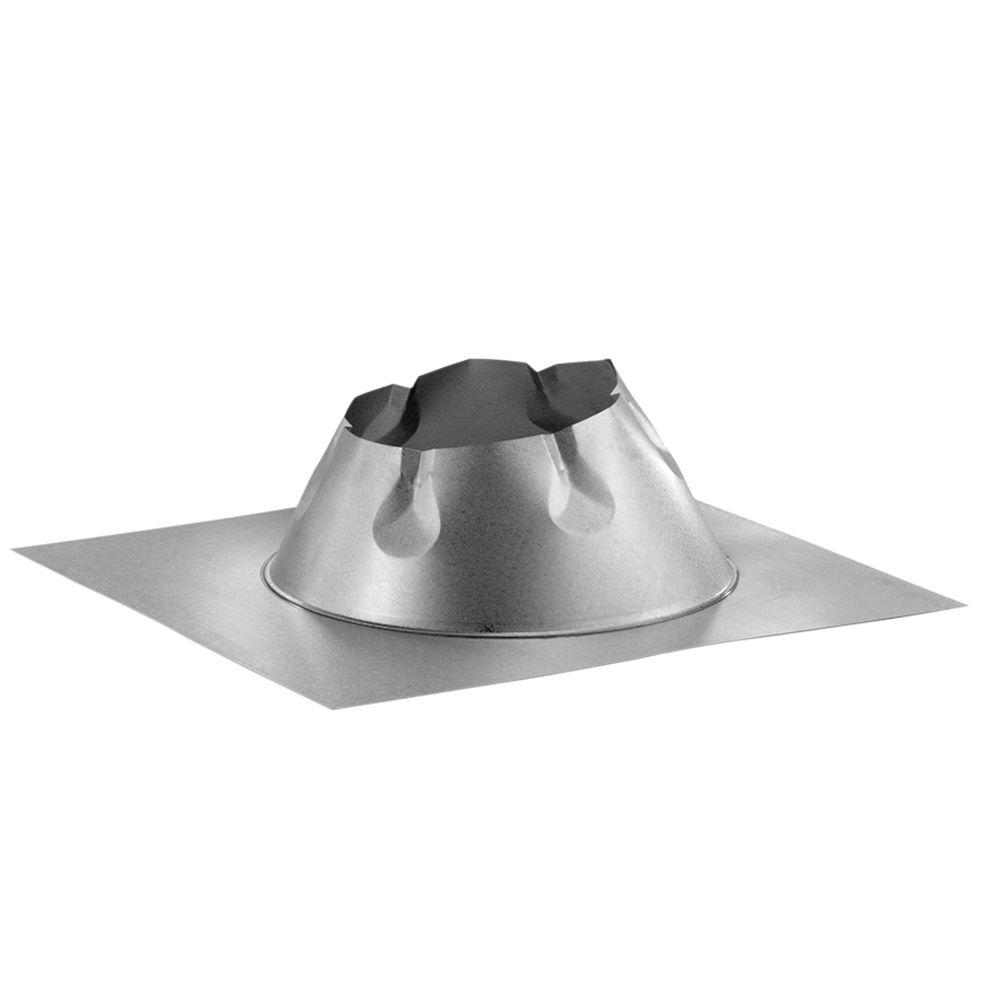 DuraPlus Ventilated Tall Cone Flat Roof Flashing