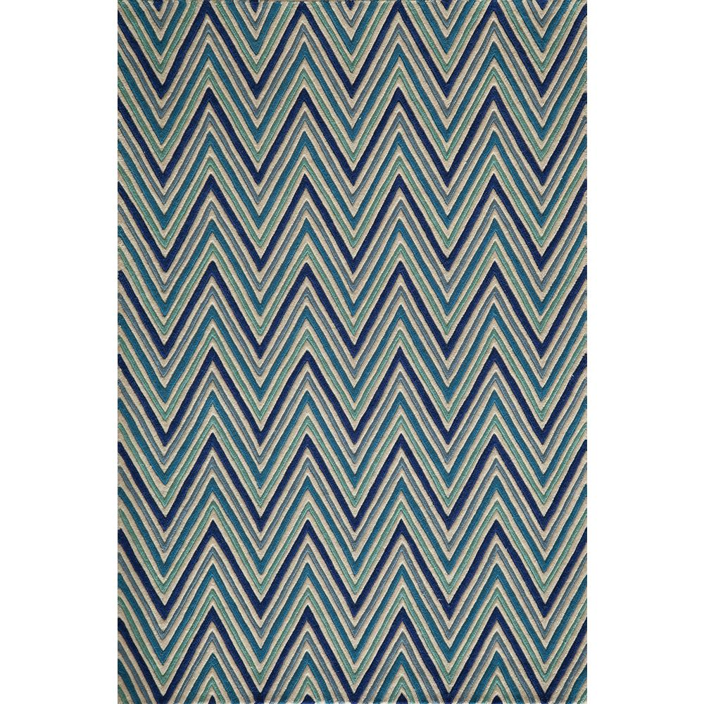 Art Craft Blue 3 ft. 6 in. x 5 ft. 6
