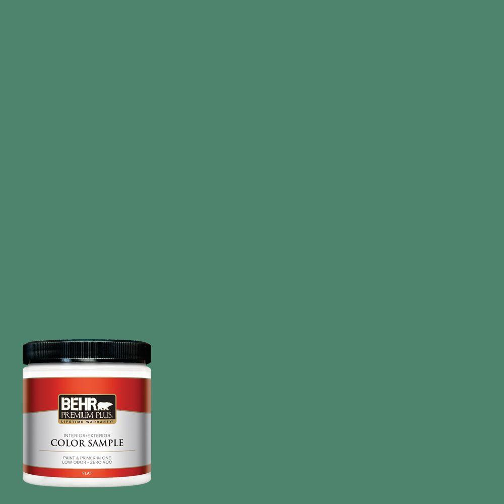 8 oz. #480D-6 Billiard Room Interior/Exterior Paint Sample
