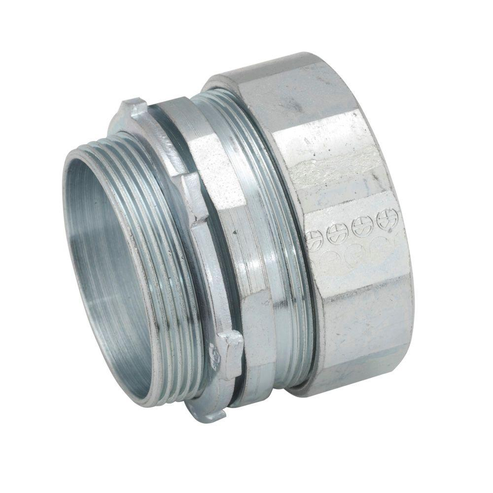 Rigid/IMC 3 in. Compression Connector-1812 - The Home Depot