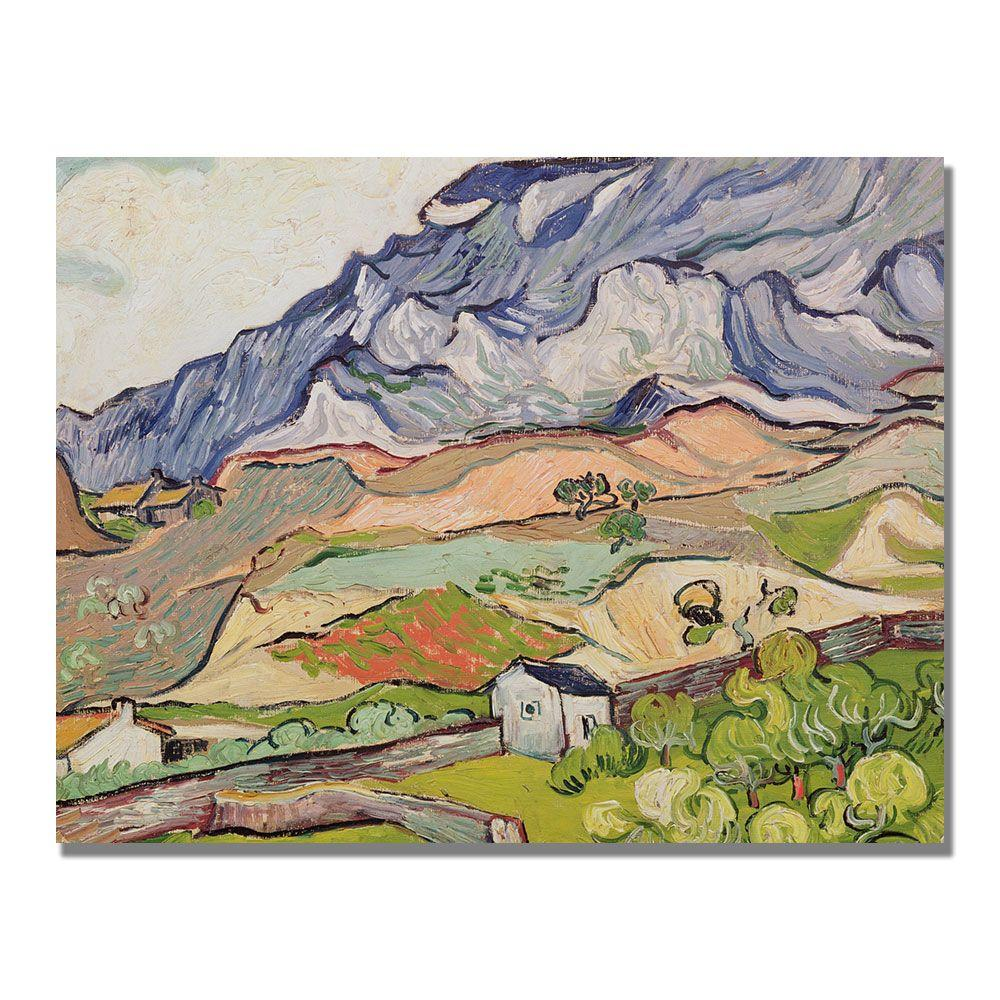 18 in. x 24 in. The Alpilles Canvas Art