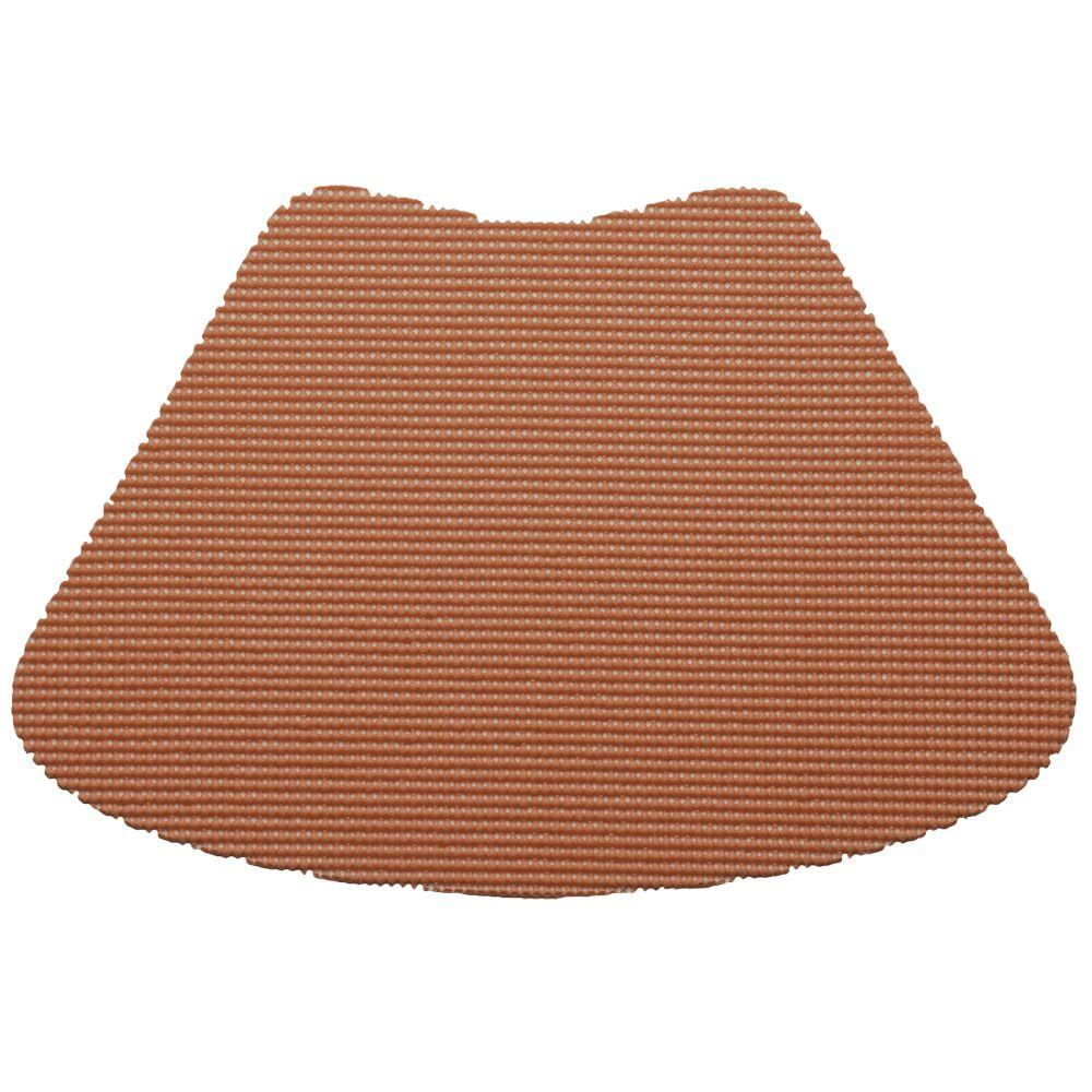 Kraftware Fishnet Wedge Placemat in Bronze (Set of 12)