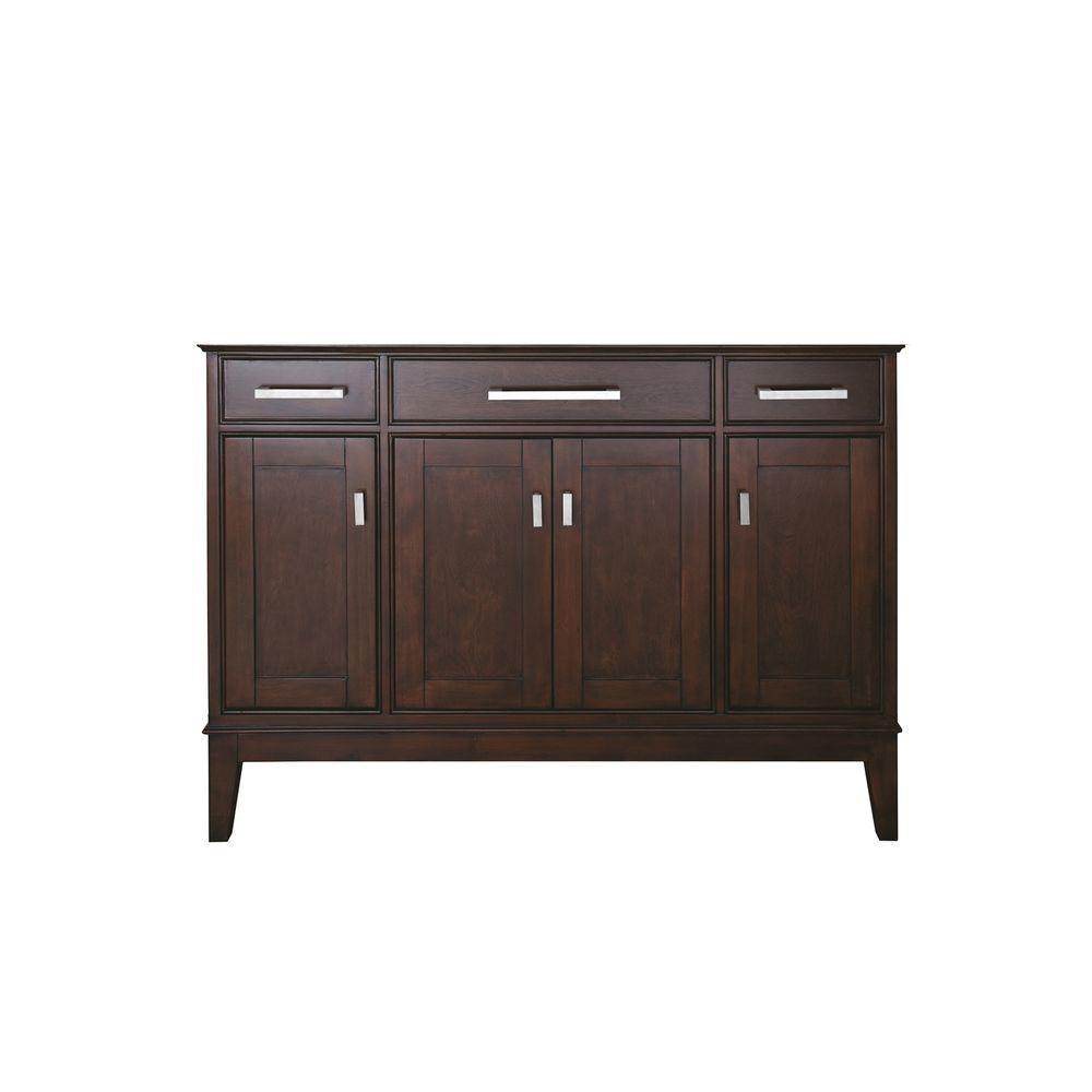 Madison 48 in. W x 21 in. D x 34 in.