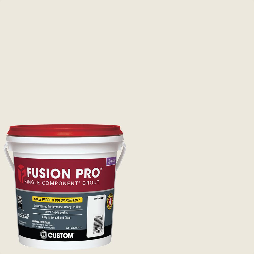 Fusion Pro #381 Bright White 1 Gal. Single Component Grout
