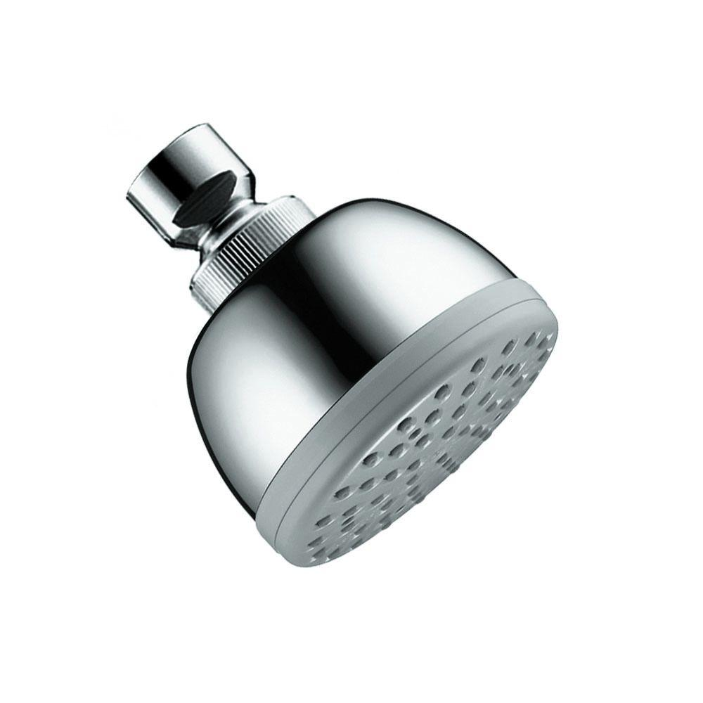 Croma Green 1-Spray 2-7/8 in. Showerhead in Chrome