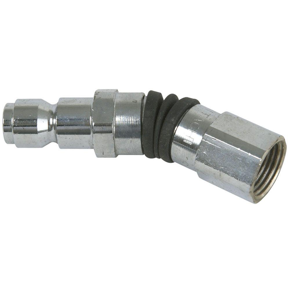 Hitachi 3/8 in. x 3/8 in. NPTF Automotive Coupler Fitting