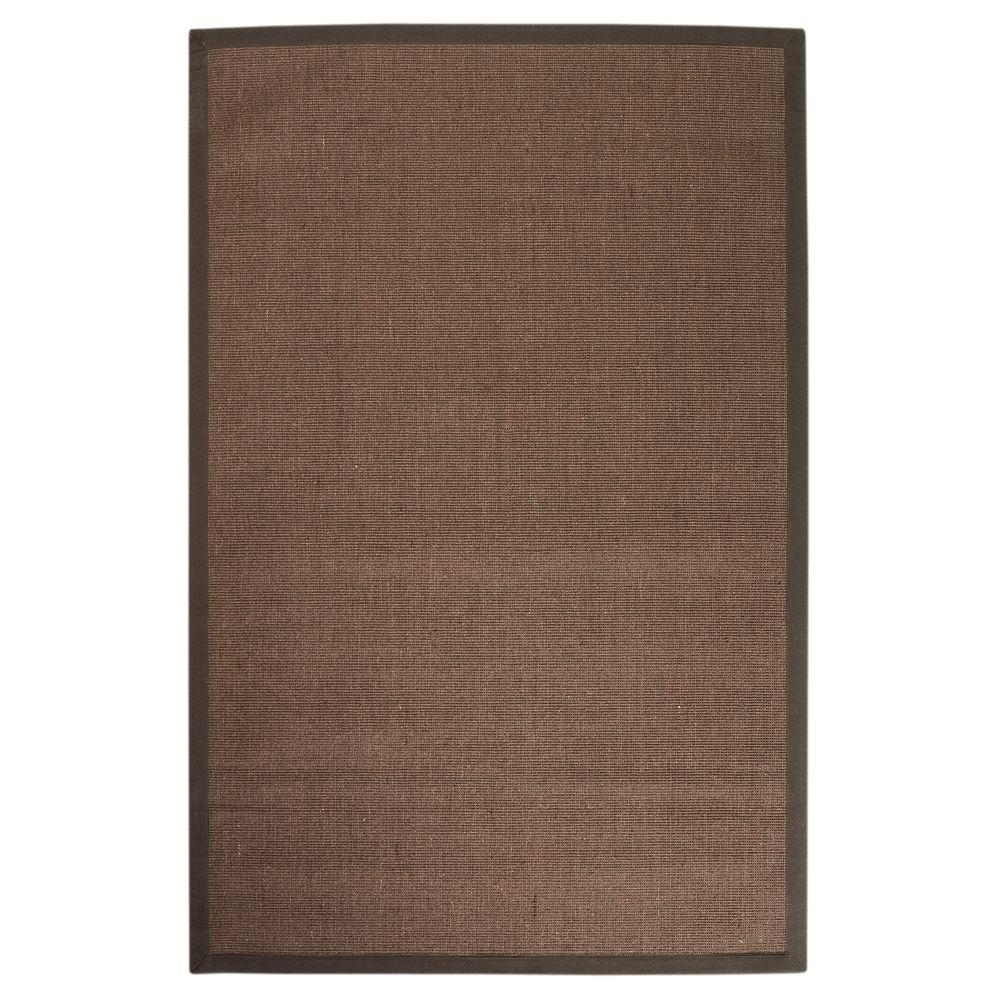 Amherst Sisal Cocoa 12 ft. x 15 ft. Area Rug