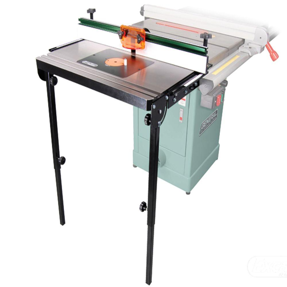 Router Table Extension Kit