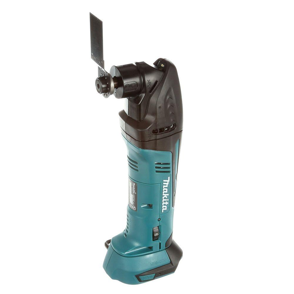Makita 18-Volt LXT Lithium-Ion Cordless Multi-Tool (Tool-Only)