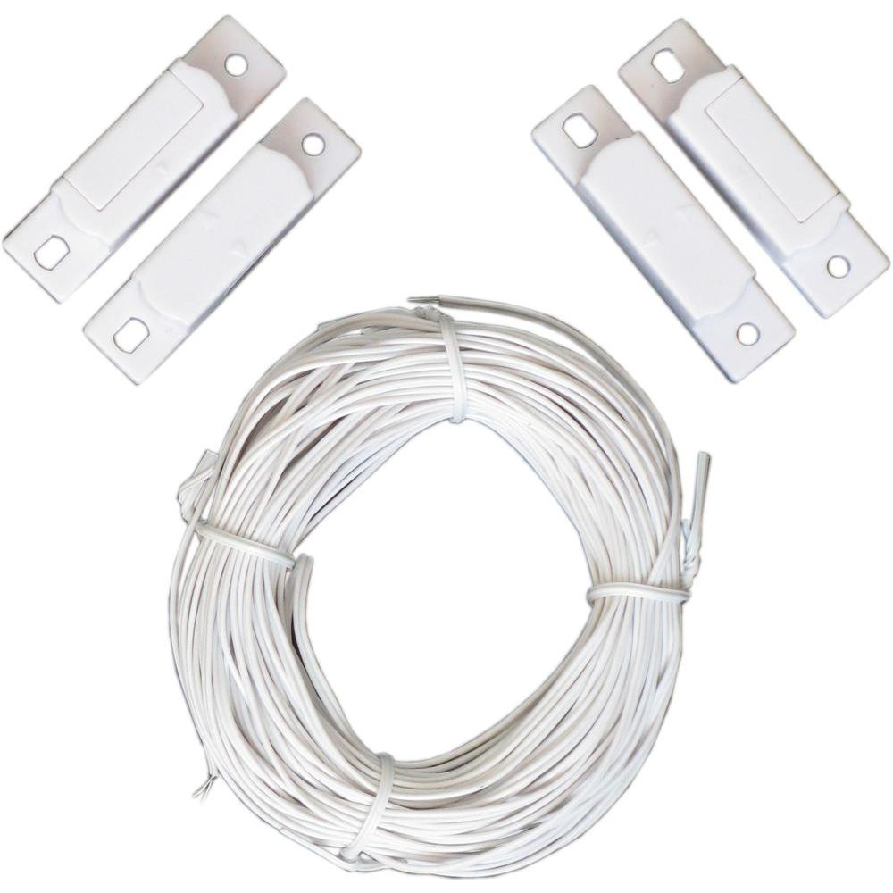 IDEAL Security Wire Contact Sensor Kit